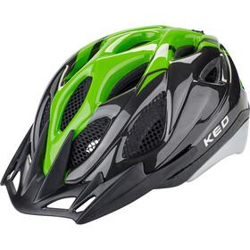 KED Tronus Casco, black green